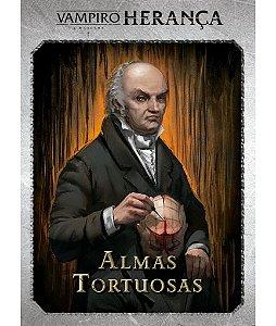Vampiro-Herança-Exp 1 - Almas Tortuosas( Venda Antecipada)