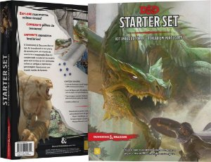 Dungeons & Dragons - D&D Starter Set