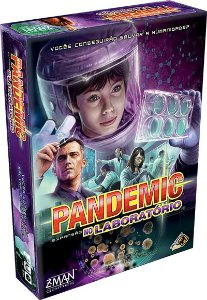 Pandemic - No Laboratório