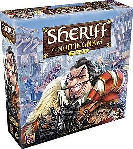 Sheriff Of Nottingham (2 edição) (VENDA ANTECIPADA)