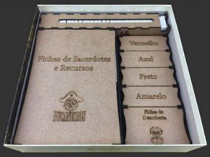 Organizador (Insert) Teotihuacan - Late Preclassic Period
