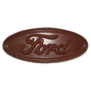 Chocolate Personalizado em Relevo