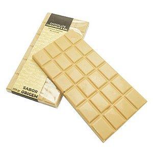 Tablete Origem Chocolate Caramelo e Sal - 200g