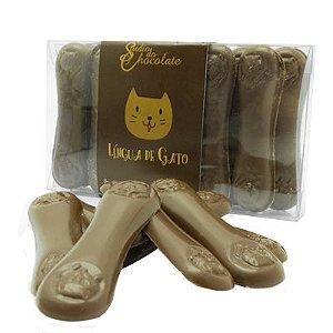 Língua de Gato - Chocolate ao Leite