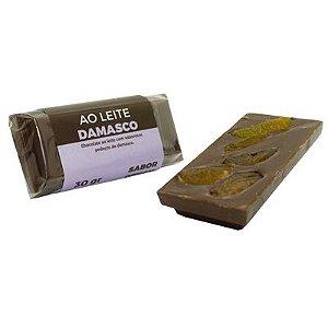 Tablete Origem Chocolate ao Leite com Damasco - 30g