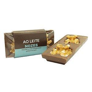 Tablete Origem Chocolate ao Leite com Nozes - 30g