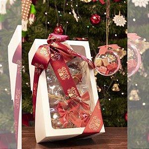 Kit Luxo Bolas de Natal