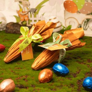 Cenoura de Chocolate