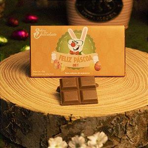 Tablete de Páscoa - Zero Açúcar