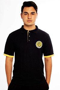 Camisa Polo Preta - FC Cascavel