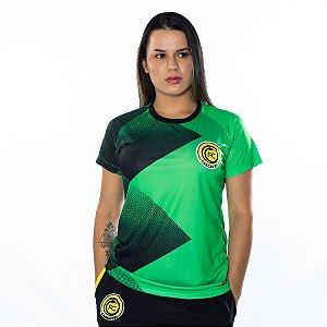 Baby Look Verde Premium 2021 - FC Cascavel