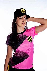 Baby Look Rosa Premium 2021 - FC Cascavel