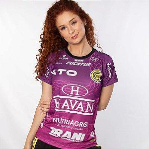 Baby Look Roxa 2021 - FC Cascavel