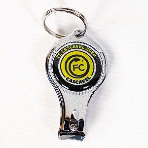 Chaveiro Cortador de Unha  - FC Cascavel