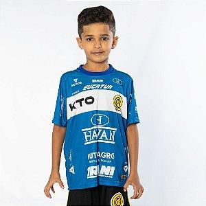 Camisa Infantil Azul - FC Cascavel 2021