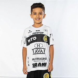 Camisa Infantil Branca - FC Cascavel 2021