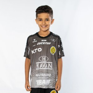 Camisa Infantil Cinza - FC Cascavel 2021