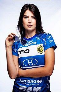 Baby Look Azul 2021 - FC Cascavel