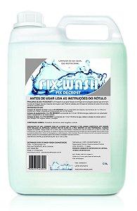 Desincrustante e Descalcificante acido para remoção de calcário Fix Decrost 5 Litros