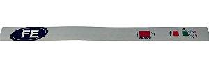 Adesivo Membrana Etiqueta do Painel Lava Louças Hobart FE30 E