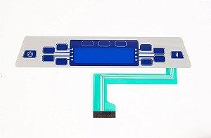 Membrana teclado Etiqueta do Painel Forno Merrychef 402S