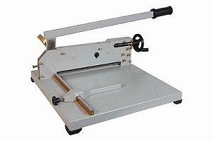 Guilhotina Standart - Aço reforçado, Corta até 150 folhas de papel (75gr)