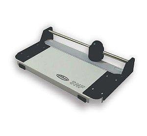 Maquina para serrilhar papel | Menno, extensão de corte 23cm