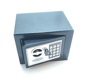 Cofre Eletrônico Teclado Digital EK17
