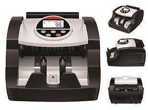 Máquina Contadora de Cédulas de Dinheiro CCD1010 Detect Eletronic