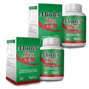 Kit Moder Diet Action - 2 unidades