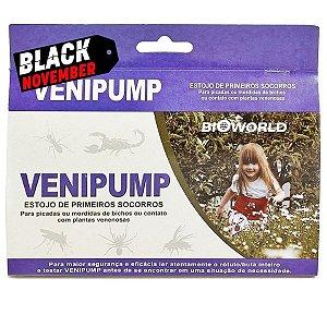 Venipump - Estojo primeiro socorros contra picadas