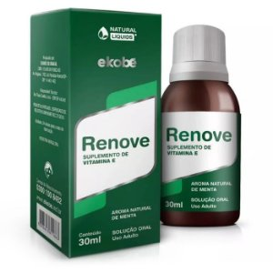 Renove 30ml - nutrição das células com ação detox