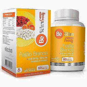 Be Slim Feijão Branco 60 cáps - Emagrecedor