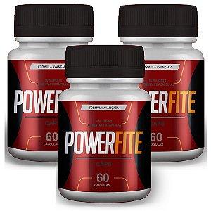 PowerFite 60 cáps - kit 3 unidades - PowerFite Cáps