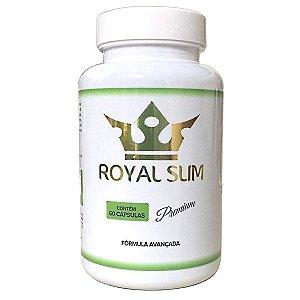 Royal Slim 60 cáps - Emagrecedor Natural Royal Slim
