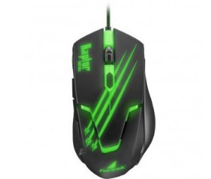 MOUSE GAMER FORTREK RAPTOR SERIES OM801