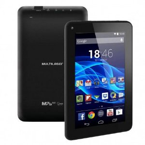 TABLET MULTILASER M7S QUAD CORE PRETO ( NB184 )