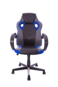 CADEIRA GAMER WG-02 BLUE STORE - EURODESIGN
