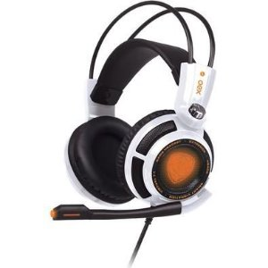 HEADSET EXTREMOR GAME 7.1 VIBRATION WHITE HS400 - OEX