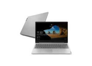 NOTEBOOK LENOVO IDEAPAD S145 I7 / 8GB / 1TB / PLACA GFX 2GB / W10 / PRATA
