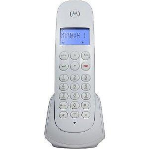 TELEFONE S/FIO MOTOROLA DECT ID MOTO 700-W BR