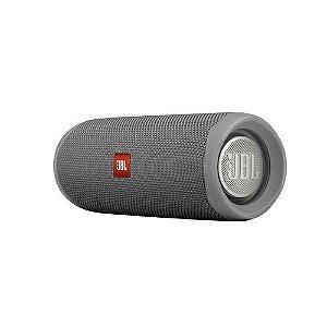 Caixa De som FLIP 5 JBL 20W Bluetooth 28913085 Cinza