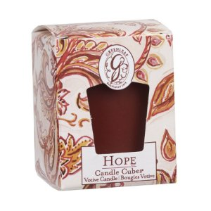 Vela Perfumada Greenleaf Hope