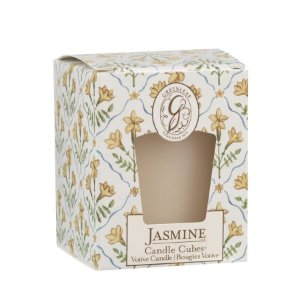 Vela Perfumada Greenleaf Jasmine