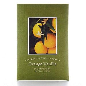 Sachê Odorizante de Ambientes Bridgewater - Large Orange Vanilla