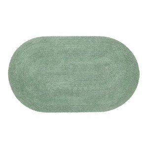 Tapete Aroeira Double - Green 45X60cm Oval
