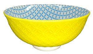 Bowl Azul e Amarelo