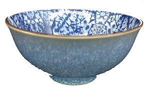 Bowl Azul - Tie Dye