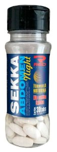 SEKKA ABDOMEN NIGHT 30 TABS