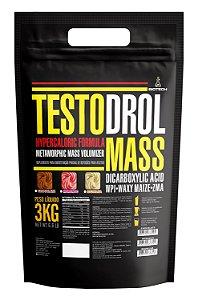 TESTODROL MASS 3,0KG (REFIL)
